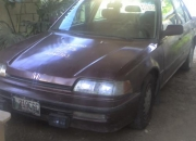 VENDO VEHICULO MARCA HONDA CIVIC SEDAN LX