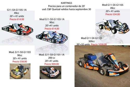 Fotos de Mini motos - mini atv - kartings 4