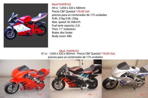 Fotos de Mini motos - mini atv - kartings 1