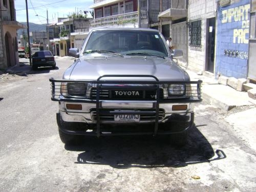 Pick up toyota extracab 4 x 4