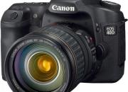 CANON 40 D + 17-85 IS CANON + 8 GB + 2ª BATERIA -NUEVA