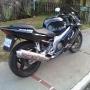MOTO HONDA CBR F4 2000 CAMBIO POR CARRO O VENDO