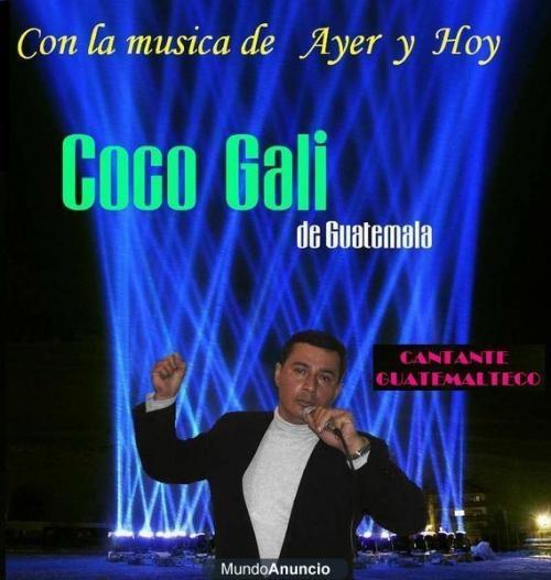 Fotos de Cantantes guatemaltecos 2