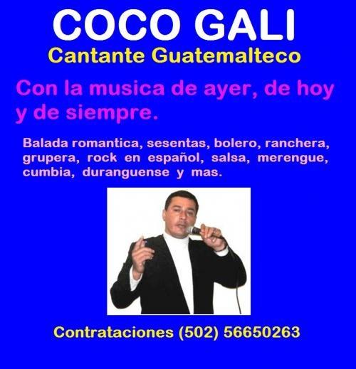 Fotos de Cantantes guatemaltecos 1