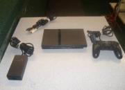 PS2 SLIM EN EXCELENTES CONDICIONES, BIEN BARATA