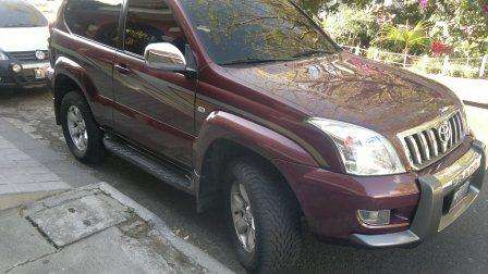 Toyota Land Cruiser Prado 2006 Land Cruiser Prado 2006