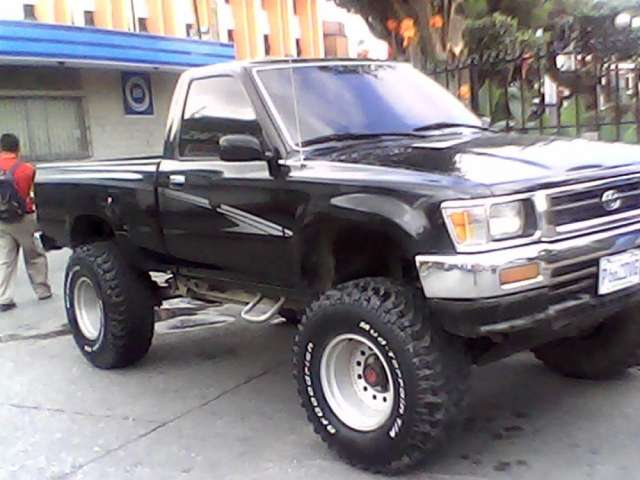 toyota 22r modelo 95 de venta en guatemala