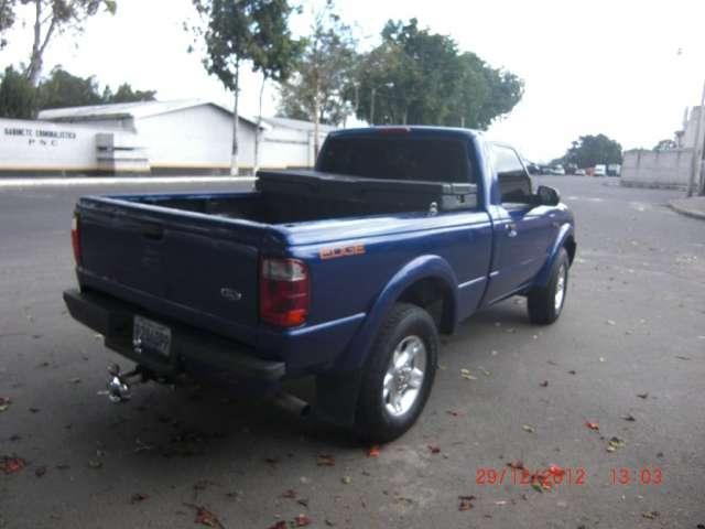 Pick ups ford usados en guatemala