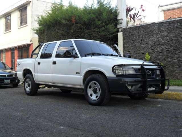 Camioneta 4x4 Doble Cabina Toyota Diesel Trovit | Autos Weblog