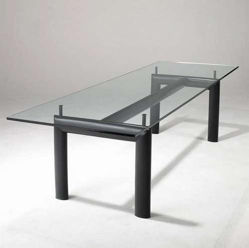 mesa de vidrio para comedor sin sillas