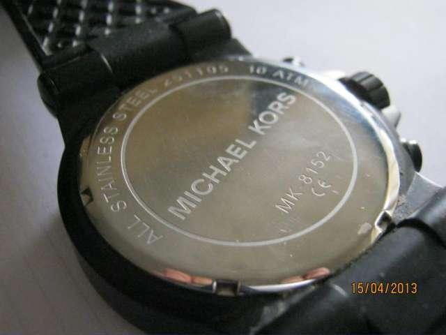 diferencia entre reloj michael kors original y replica f9b14e966c