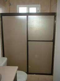 Puertas para ba o dos hojas corredizas para ducha en - Puertas corredizas para bano ...