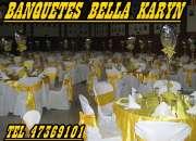 alquifiestas y banquetes servifiestas eventos