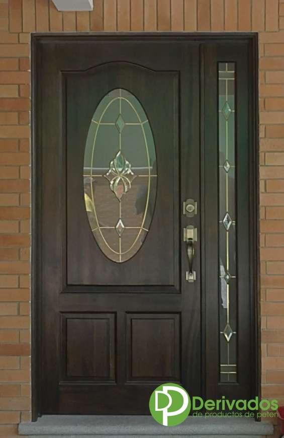 Ver puertas de madera pequeo exterior puerta de madera for Ver puertas de madera