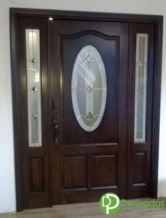 Pin fotos de puertas y ventanas en madera guatemala otros for Puertas de madera prefabricadas guatemala