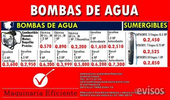 De agua electricos precios elegant de agua electricos - Bomba de agua precios ...