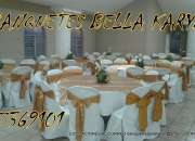 banquetes bella karyn alquifiestas alquiler de mobiliario