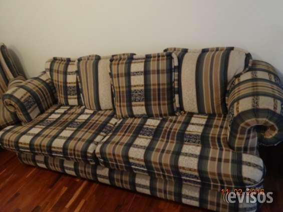 Muebles de sala tela colores elegantes en ciudad de - Muebles de tela ...