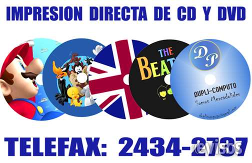 Impresion de cd y dvd, impresion de gafetes en pvc, telefax:2434-2737, whatsapp:4791-0361, serigrafia publicitaria, direccion: 12 avenida 4-35, zona 19, colonia la florida, guatemala, c.a. correo:serigrafiap@hotmail.com