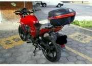 Moto Honda invicta 150 año 2012