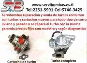 Reparacion de turbos diesel kia combi 3.3,kia sorento 2.5,mazda bt-50 2.5,3.2,3.0 etc