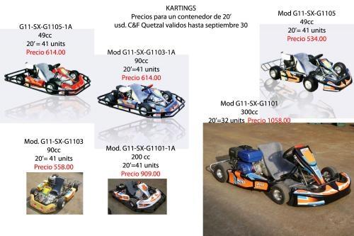 Fotos de Mini motos - mini atv - kartings 3