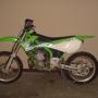 VENDO MOTO KX 250 2002