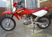 Vendo moto honda xr80