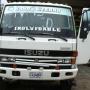 Camion Isuzu Forward FTR Modelo 1995