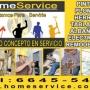 Home Service, mantenimiento de casas y oficinas industriales