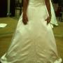 vendo o alquilo vestido de novia
