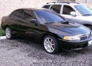 Mitsubishi Mirage 1999