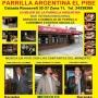 ?RESTAURANTES EN GUATEMALA ? PARRILLA ARGENTINA EL PIBE
