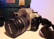 Vendo Cámara Canon EOSn Análoga