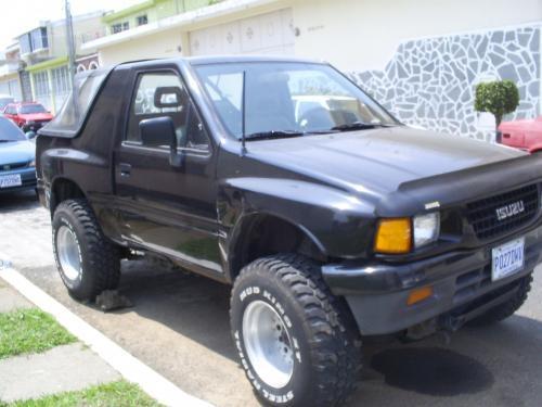 isuzu amigo 93 en guatemala - autos | 13886