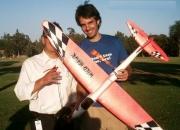 Avion avioneta electrico control remoto r/c **grande** apto para principiantes y avanzados, atencion mayoristas!! $$$