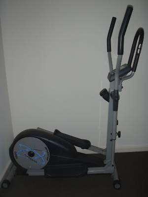 Maquina de ejercicio eliptica cardiovascular
