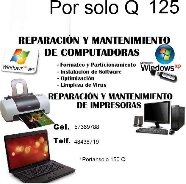 Mantenimiento Y Reparacion De Computadoras En Guatemala En Guatemala Técnicos 23271