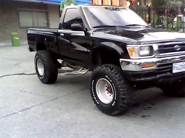 Venta De Carros Toyota 22r 4x4 En El Salvador | Autos Post