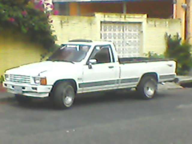 Vendo Por Motivo De Viaje Toyota 22r En Ciudad De Guatemala Autos