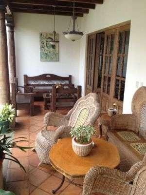 Casa en exclusivo condominio de antigua guatemala b204