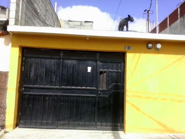 Casa 1 Nivel Terraza 3 Dormitorios Zona 1 San Juan