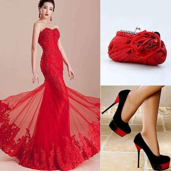 Vestidos de mujer bonita