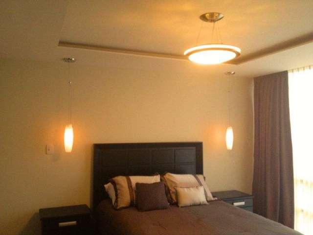 Rento apartamento zona 9 amueblado de 1 habitación