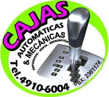 Reparacion de cajas automaticas y mecanicas.