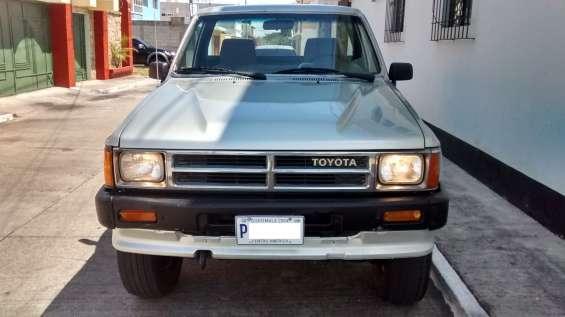 Toyota 22r M 1 988 Mecanico 4x4 4 Cilindros Q40 500 Negociables