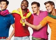 camisas tipo polo y playeras