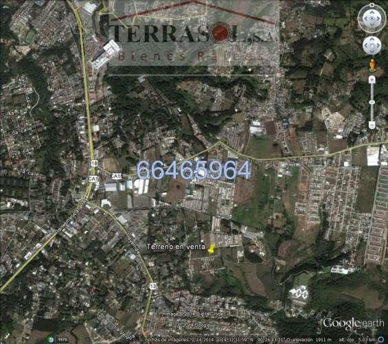 Vendo Terreno Carretera A El Salvador Km 16 5 En El Cruce De Olmeca