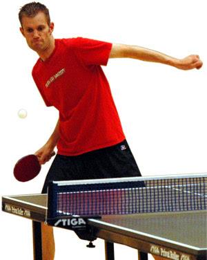 I gran torneo navideño de ping-pong