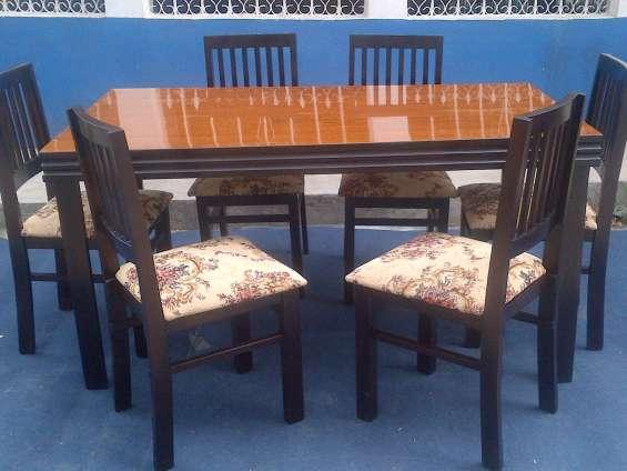 Mueble de comedor de 6 personas nuevo en Ciudad de Guatemala ...